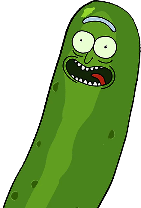 Pickle Rick!